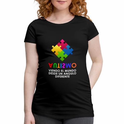 El Autismo según Yo soy Asperger - Camiseta premamá
