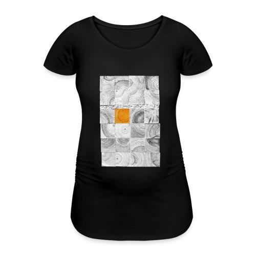 Cubes de Bois - T-shirt de grossesse Femme