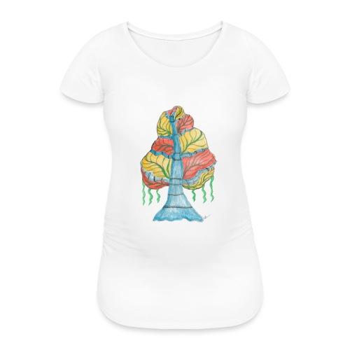 albero_alma_2015_2 - Maglietta gravidanza da donna