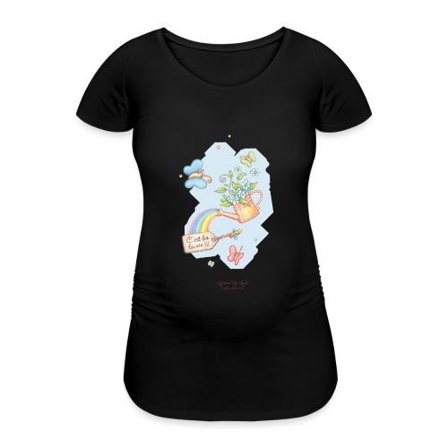 T-shirt bébé Mafamillamoi - T-shirt de grossesse Femme
