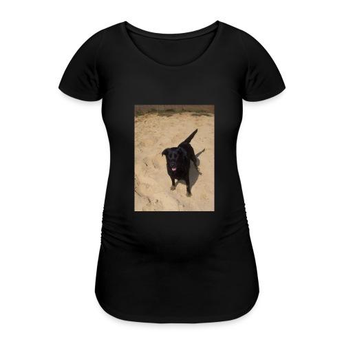 Sandpfoten - Women's Pregnancy T-Shirt