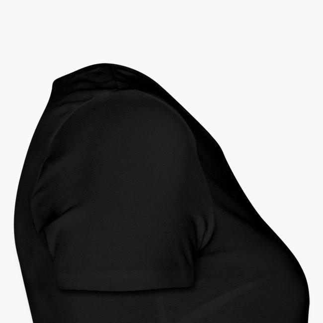 T-shirt femme enceinte en noir