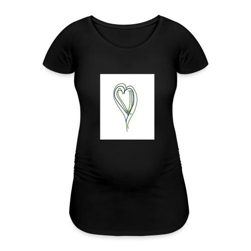 Corazon - Camiseta premamá