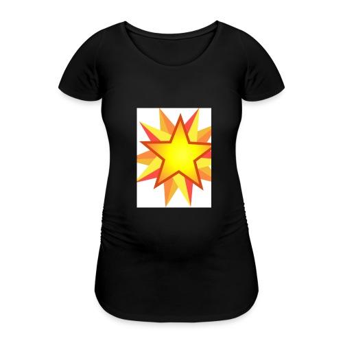 ck star merch - Women's Pregnancy T-Shirt