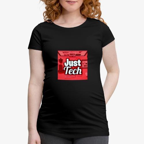 IMG 20180715 180358 550 - Vrouwen zwangerschap-T-shirt