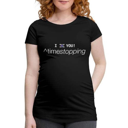 I (photo) you! - Women's Pregnancy T-Shirt