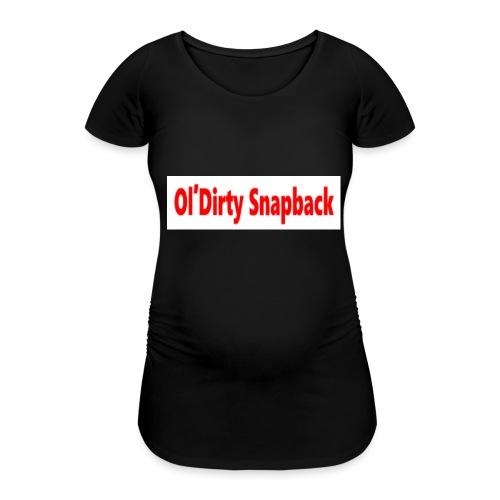 odsnapback - Naisten äitiys-t-paita