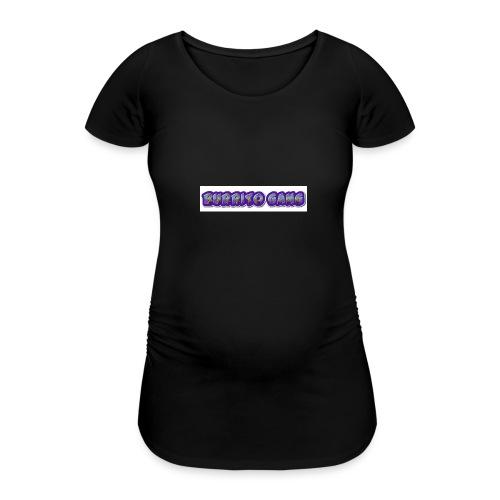 BURRITO GANG MALLISO - Naisten äitiys-t-paita