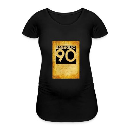 Anni 90 - Maglietta gravidanza da donna