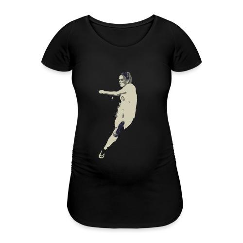 JAIMY VISSER - Vrouwen zwangerschap-T-shirt