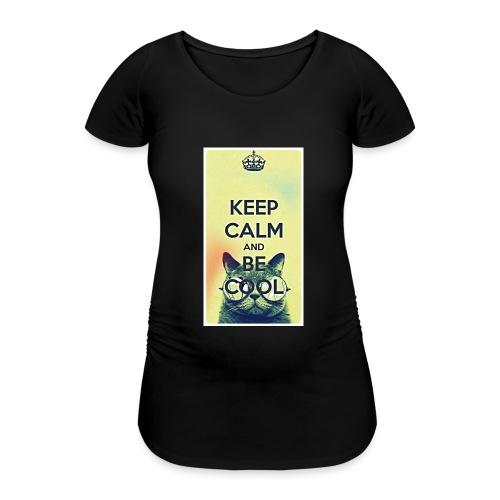 COOL - Vrouwen zwangerschap-T-shirt