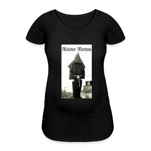 Die schwarzen Priester - Frauen Schwangerschafts-T-Shirt