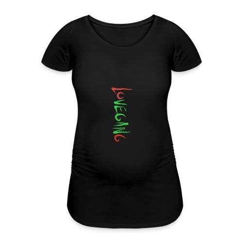 Lovegang - Naisten äitiys-t-paita