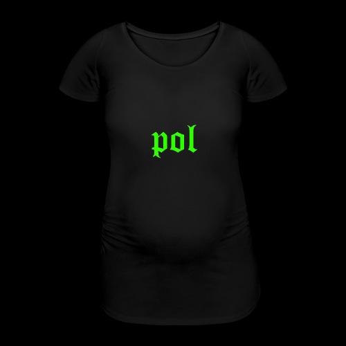 pol Season 1 - Frauen Schwangerschafts-T-Shirt