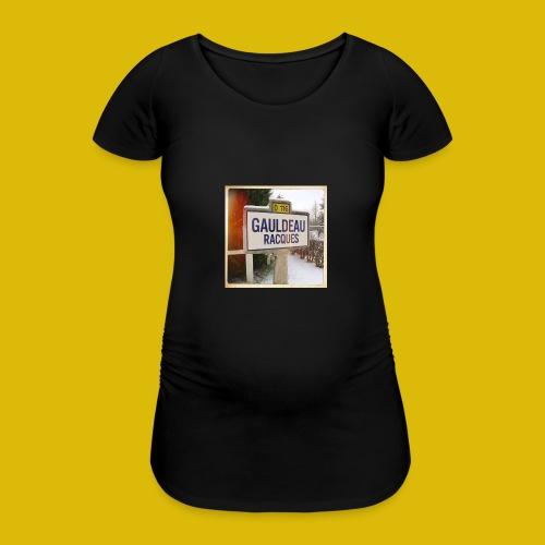 Gogoldorak - T-shirt de grossesse Femme
