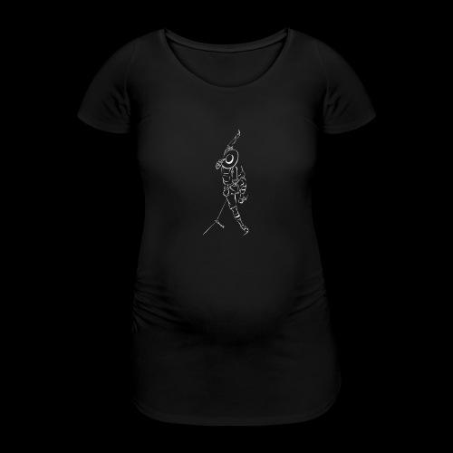 Tiroler Bergsteiger - Maglietta gravidanza da donna