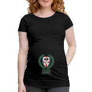 "Trier Rugby ""Love Hurts"" Collection - Frauen Schwangerschafts-T-Shirt"