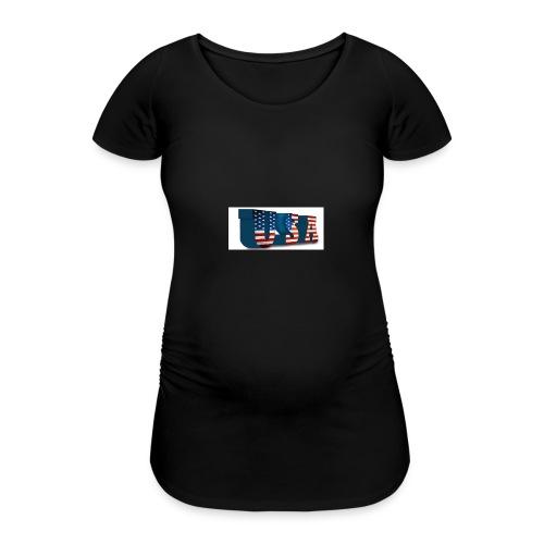 USAs-Worst-President - T-shirt de grossesse Femme