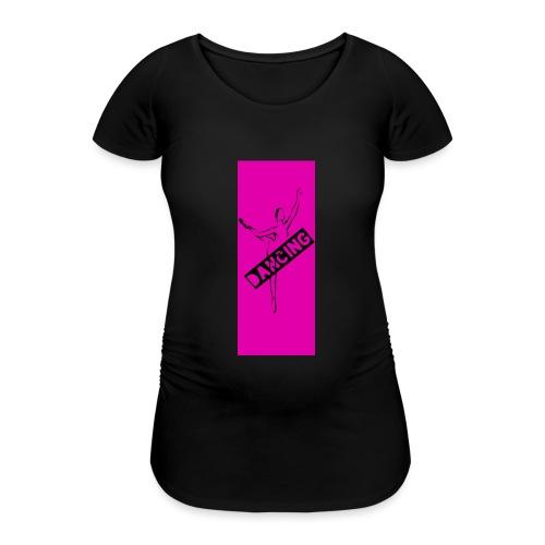 Logo_1483215588260 - Naisten äitiys-t-paita