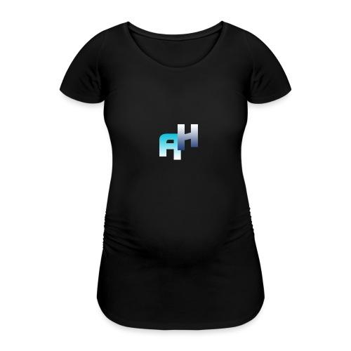 Logo-1 - Maglietta gravidanza da donna