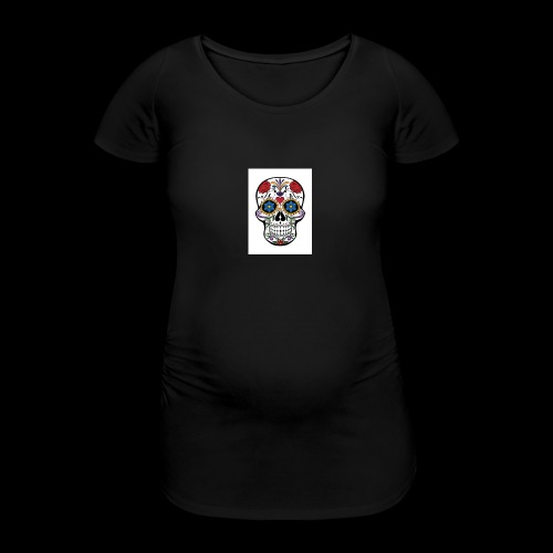 Day Of The Dead - Women's Pregnancy T-Shirt