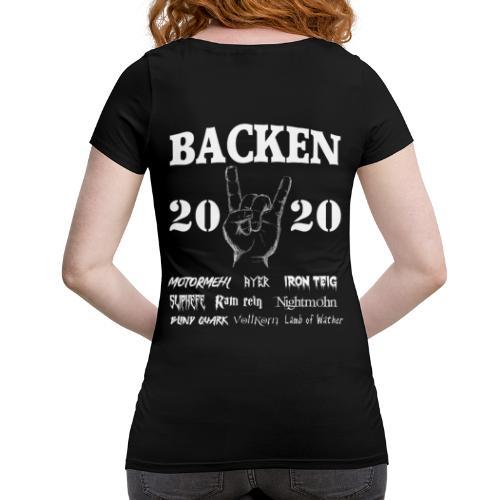 Backen 2020 | Lustiges Backen mit den größten - Frauen Schwangerschafts-T-Shirt