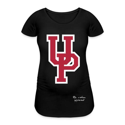 UP College - Maglietta gravidanza da donna