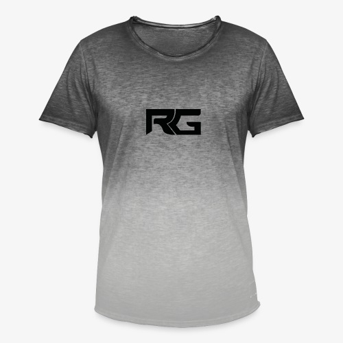 Revelation gaming - Men's T-Shirt with colour gradients