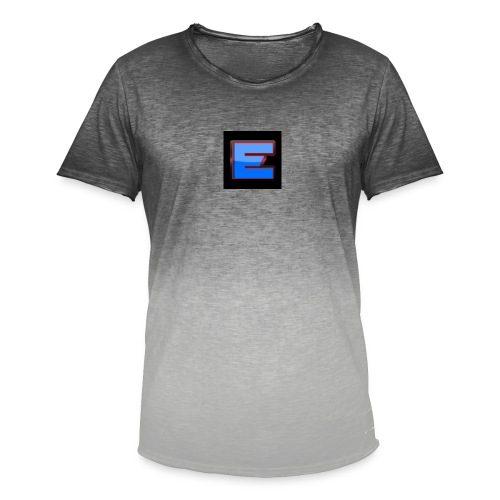 Epic Offical T-Shirt Black Colour Only for 15.49 - Men's T-Shirt with colour gradients