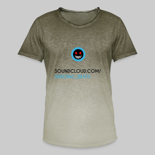 XERONIC LOGO - Men's T-Shirt with colour gradients