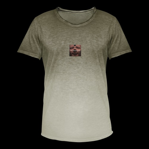 Why be a king when you can be a god - Men's T-Shirt with colour gradients