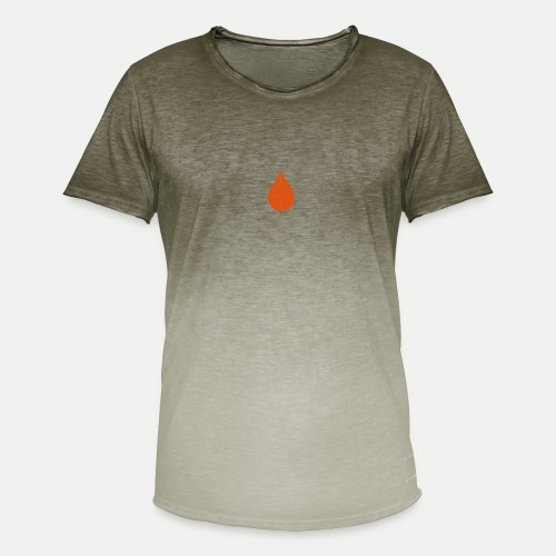 ing's Drop - Men's T-Shirt with colour gradients