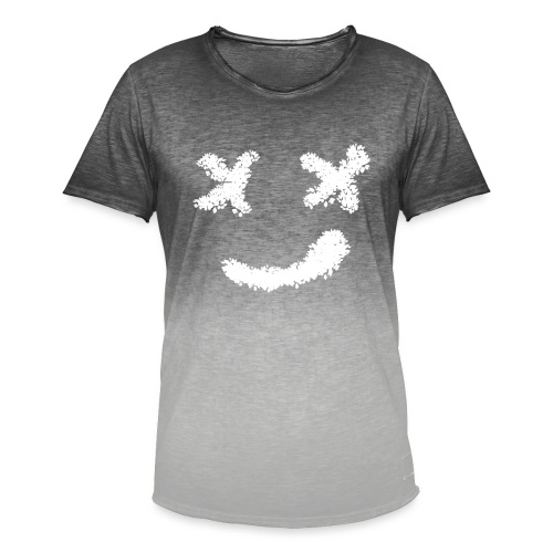 Smily - T-shirt dégradé Homme