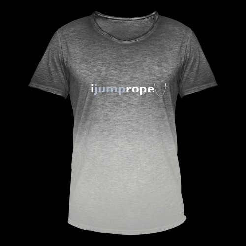 fitness clothing range - Men's T-Shirt with colour gradients