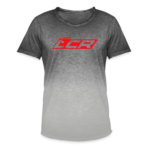 LCR Team Clothing - Men's T-Shirt with colour gradients