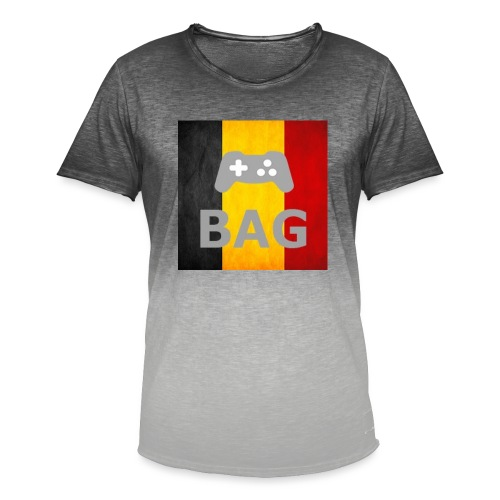 BelgiumAlpha Games - Men's T-Shirt with colour gradients