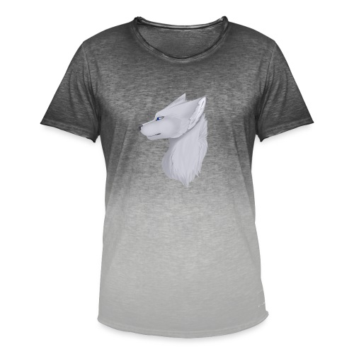 Wolf Skin - Men's T-Shirt with colour gradients
