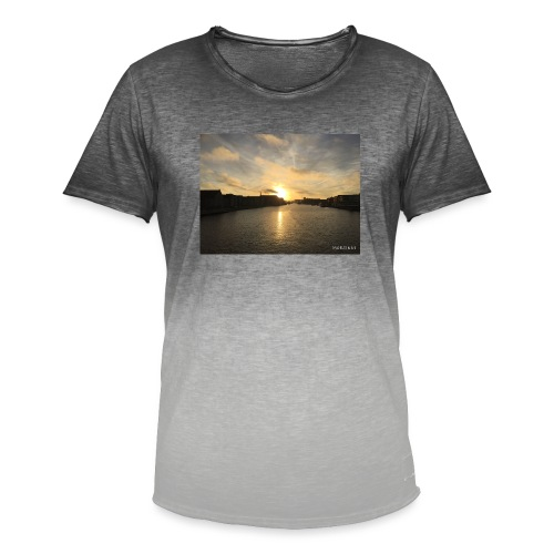 Mortinus 6 - Men's T-Shirt with colour gradients