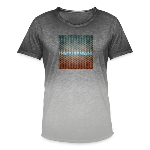 TheRayGames Merch - Men's T-Shirt with colour gradients