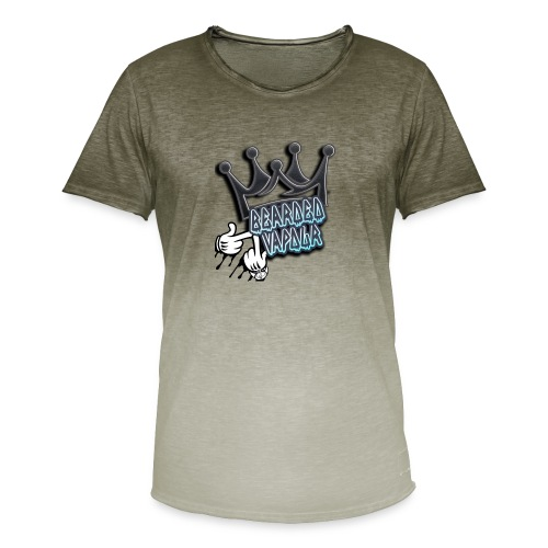all hands on deck - Men's T-Shirt with colour gradients