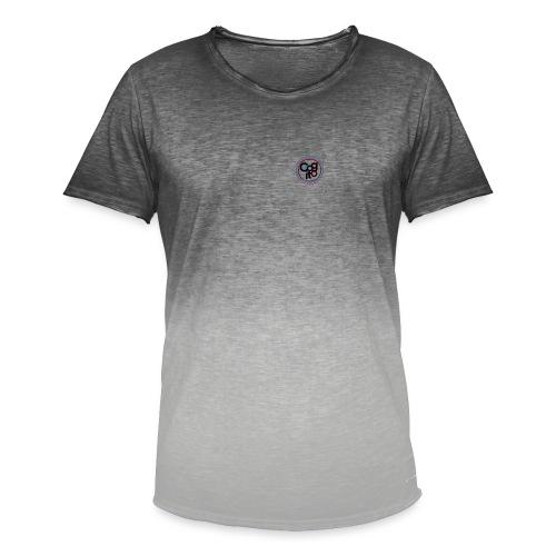 Cogito - Men's T-Shirt with colour gradients