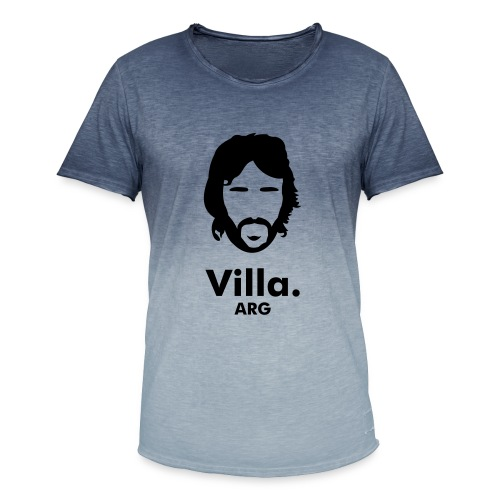 Villa - Men's T-Shirt with colour gradients