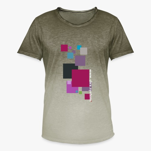 ontwerp t shirt png - Men's T-Shirt with colour gradients