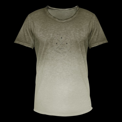 2368 - Men's T-Shirt with colour gradients