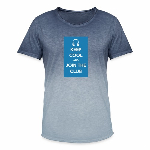 Join the club - Men's T-Shirt with colour gradients