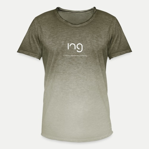 ing Original's - Men's T-Shirt with colour gradients