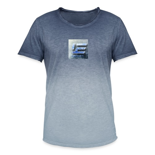 LZFROSTY - Men's T-Shirt with colour gradients