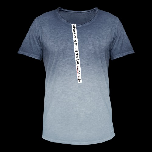 katherine has the LILT AS USUAL - Men's T-Shirt with colour gradients