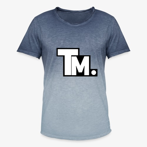 TM - TatyMaty Clothing - Men's T-Shirt with colour gradients
