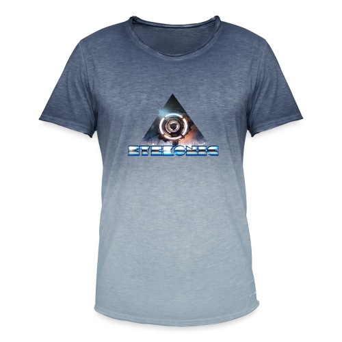Logo Design - Men's T-Shirt with colour gradients